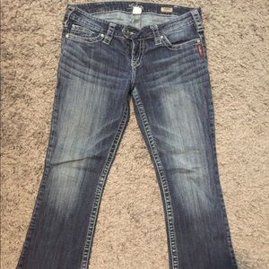 "Silver ""Tuesday"" Jeans"